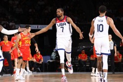 Tokyo 2020 Lillard Stars As Team Usa Round Out Olympic Preparations With Spain Win