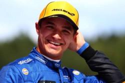 Lando Norris Grabs Epic Second Place Max Verstappen On Pole Austria Gp