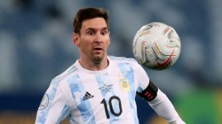 Lionel Messi Man City Or Psg Signing Would Be Financial Doping Javier Tebas