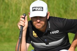 The Open Oosthuizen Holds Lead Royal St Georges