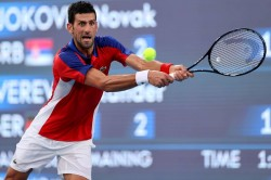 Tokyo 2020 Djokovic Desperate For At Least One Medal After Semi Final Defeats