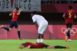 Tokyo Olympics Brazil Edge Through Spain Produce Turnaround