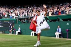 Roger Federer Entered Us Open Draw
