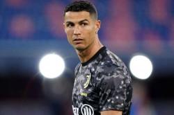 Cristiano Ronaldo Returns To Juventus Training Amid Speculation Surrounding His Future