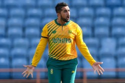 Shamsi Spins South Africa To T20i Opener Win Over Ireland