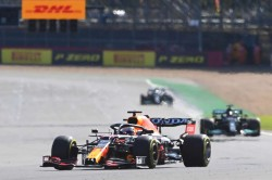 Verstappen Triumphs In Inaugural F1 Sprint Race To Take Pole At Silverstone