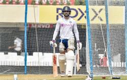 Led By Virat Kohli Indian Team Undergoes Net Session In Durham