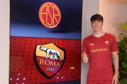 Roma Seal Shomurodov Signing From Serie A Rivals Genoa