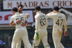 India Vs England I Don T Think India Can Have Complaints If We Leave A Bit Of Grass James Anderson