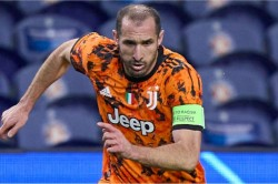 Chiellini Stays With Juventus On Two Year Contract Hold