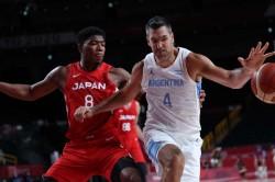 Tokyo Olympics Scola Helps Argentina Snatch Quarter Final Spot Spain To Face Team Usa