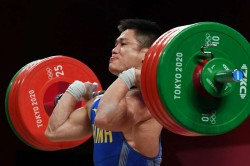 Tokyo Olympics China Move Further Clear At Top Of Medal Table As New Weightlifting Record Set