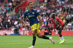 Southampton 1 1 Manchester United Greenwood Salvages Record Equalling Draw For Red Devils