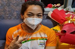 Tokyo Olympic Medal Effect Mirabai Chanu Already Seeing Heightened Interest In Weightlifting