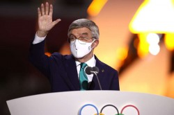 Tokyo Olympics Athletes Gave Us The Precious Gift Of Hope Says Ioc Chief Bach