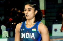 Vinesh Out Sangeeta In Juniors Day Out At The Senior World Championship Trials