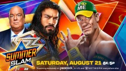 Wwe Summerslam 2021 Match Card Date Time In India Telecast And Live Streaming Information
