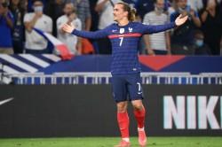 France 2 0 Finland Griezmann Brace Brings Back Les Bleus To Winning Ways