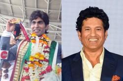 Paralympic Gold Medallist Pramod Bhagat Credits Calmness Aspect To Sachin Tendulkar