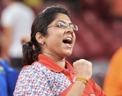 How A Robot Named Butterfly Helped Bhavina Patel To Win Medal At Tokyo Paralympics