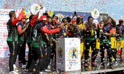 Cpl 2021 Final St Kitts Nevis Patriots Beat St Lucia Kings In Last Ball Thriller To Land Title
