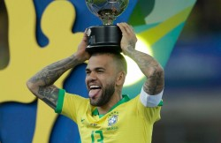 Dani Alves Becomes Free Agent Clubs Linked With Him