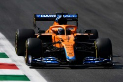 Ricciardo Leads Mclaren One Two After Verstappen And Hamilton Collide At Monza