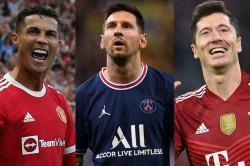 Messi Ronaldo Or Lewandowski Fifa 22 Reveals Who Is The Pick Of The Bunch