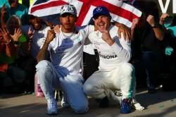 Hamilton Hails Bottas As Greatest Team Mate Ahead Of Alfa Romeo Move