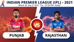 Ipl 2021 Pbks Vs Rr Match 32 Toss Report Playing Xi Of Punjab Kings Rajasthan Royals