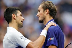 Us Open Djokovic Grand Slam Emotions Next Generation