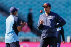 Ravi Shastri Arun Sridhar Still Lodged In England India Coaches Wait For Fit To Fly Certificate