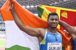 Tokyo Paralympics I Had Suicidal Thoughts But Coach Pulled Me Out Sundar Singh Gurjar