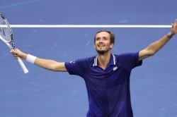 Us Open Djokovic Loses To Medvedev Grand Slam Final