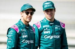 Sebastian Vettel Lance Stroll Keep Aston Martin Formula One Seats