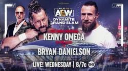 Aew Grand Slam Daniel Bryan Sting To Compete Full Card Revealed