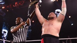 Wwe Nxt Championship Vacated By Samoa Joe Due To Injury