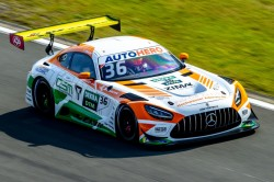 Mercedes Amg Dtm Racer Arjun Maini Shows Incredible Pace In Hockenheim