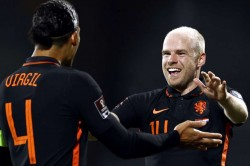 Latvia 0 1 Netherlands Klaassen Sends Oranje Clear In Group G
