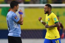 Brazil 4 1 Uruguay Neymar Raphinha Star As Selecao Cruise Road Qatar