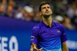 Djokovic Australian Open Atp Tour Melbourne