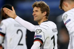 Germany 2 1 Romania Substitute Muller Completes Die Mannschaft Turnaround
