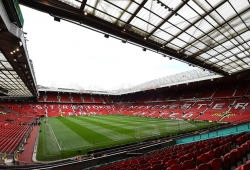 Revenues over £580m for Man United