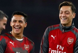 'Ozil, Sanchez committed to Arsenal'
