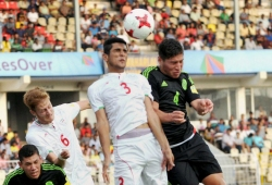 Iran grind Mexico down to set up Spain clash