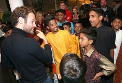 Mumbai kids in thrall of Mata, United