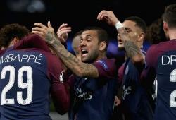 PSG thrash Celtic in UCL; Barca through