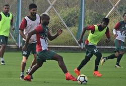 Kolkata giants Bagan host Neroca