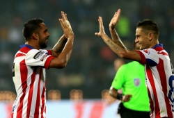 Robin secures first win for ATK