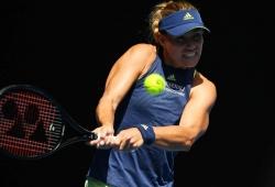 Kerber crushes Keys at Aus Open